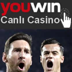 Youwin (Hepsibahis) Canlı Casino